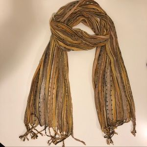 Urban Outfitters lightweight woven scarf